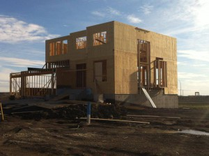 Huntington Homes Construction